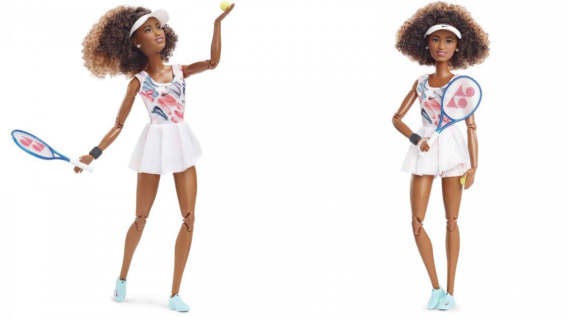 ¡Increíble! La tenista Naomi Osaka tendrá su propia muñeca para empoderar a las nuevas generaciones