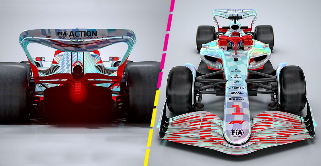 ¿Cuáles son los principales cambios y cómo funcionará el auto 2022 de Fórmula 1?