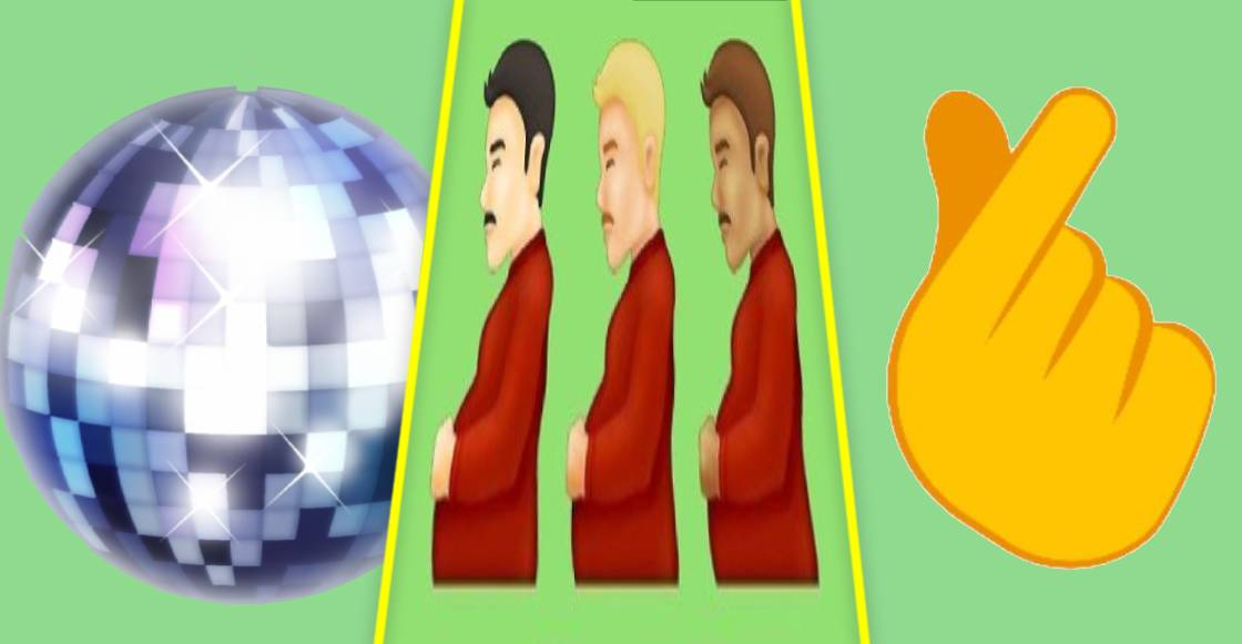 Este es el significado de los nuevos emojis que llegarán en el 2021