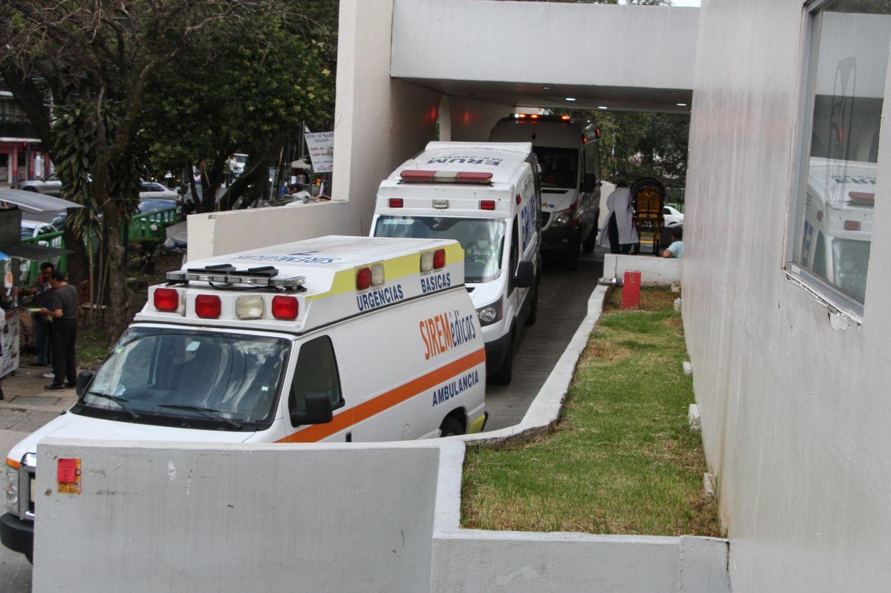 Paciente COVID perdió la vida al lanzarse del tercer piso en el hospital de los Venados del IMSS