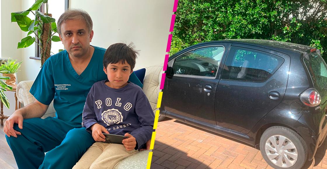 Notas anticonceptivas: Padre vendió su carro para pagar 2 mil dólares que su hijo gastó en un juego