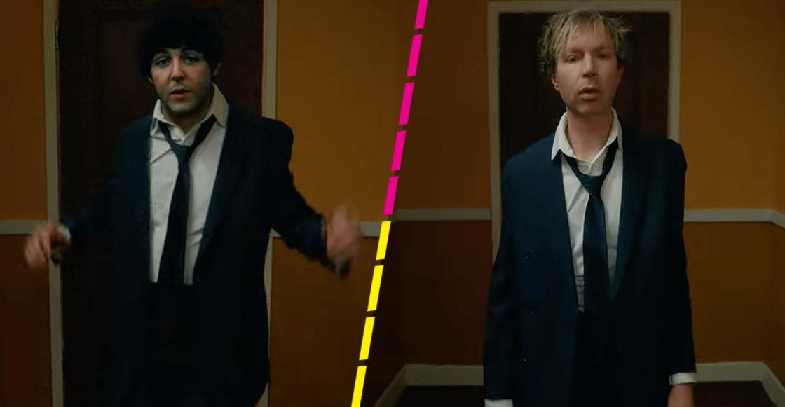 """Paul McCartney 'rejuvenece' gracias a Beck en el video de """"Find My Way"""""""