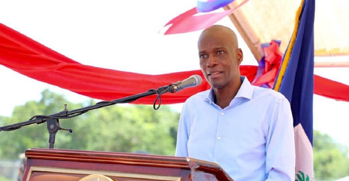 President of Haiti Jovenel Moise 2