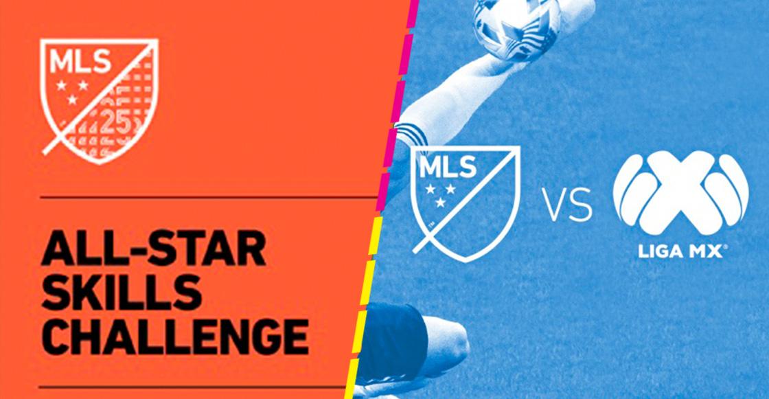 ¿Cómo es y en qué consiste el concurso de habilidades entre Liga MX y MLS?