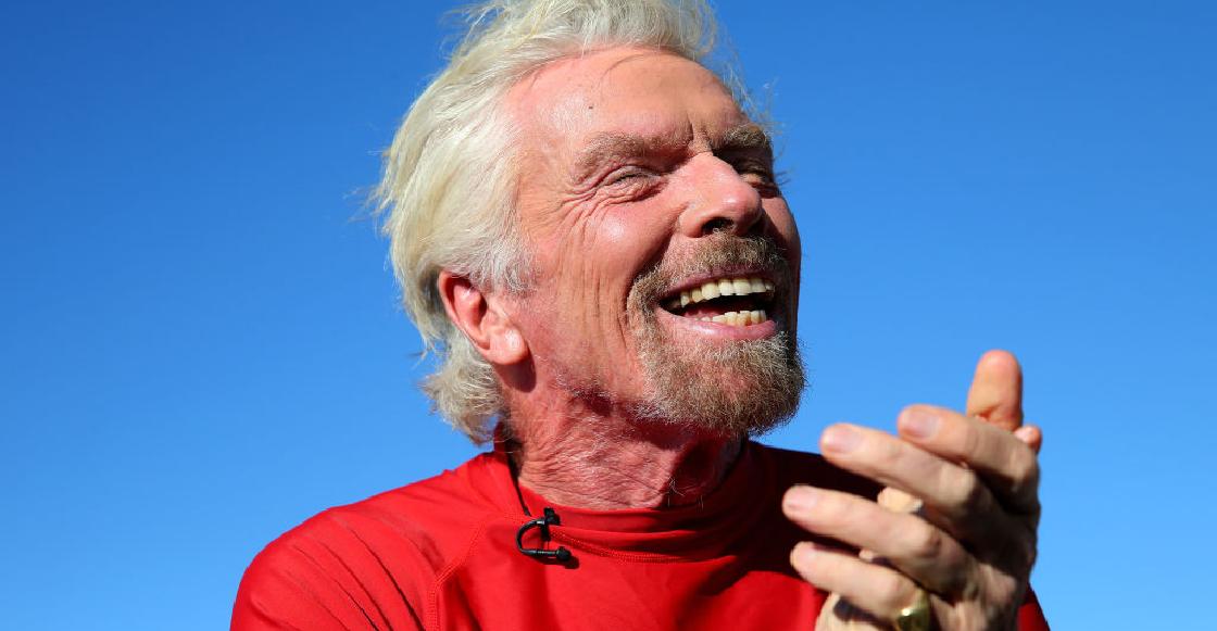 ¿Quién es Richard Branson, el millonario que llegará al espacio con Virgin Galactic?