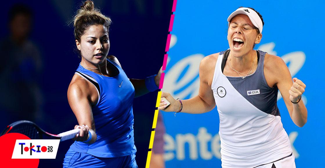 Renata Zarazúa y Giuliana Olmos se suman a Tokio 2020 en dobles del torneo de tenis