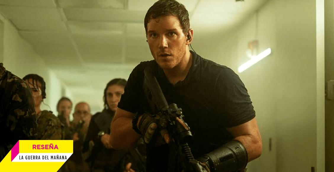 'La guerra del mañana': Una épica invasión alienígena llena de acción