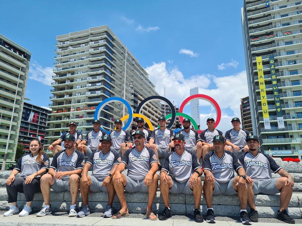 ¿Cuándo debuta la Selección Mexicana de Beisbol en los Juegos Olímpicos de Tokio 2020?