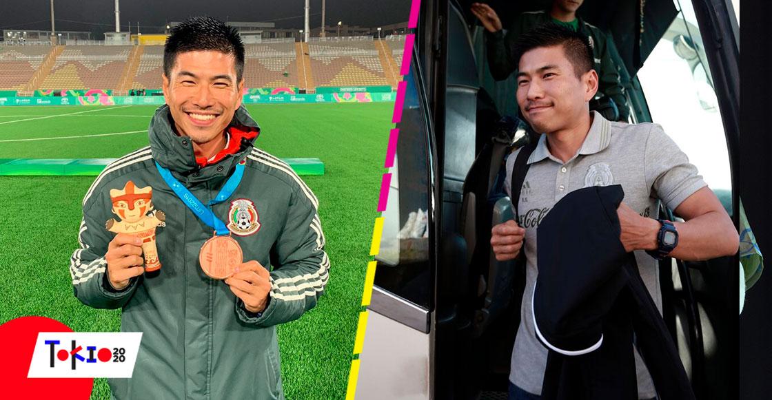 Ryota Nishimura, el japonés que acompañará a la Selección Mexicana en los Juegos Olímpicos de Tokio 2020
