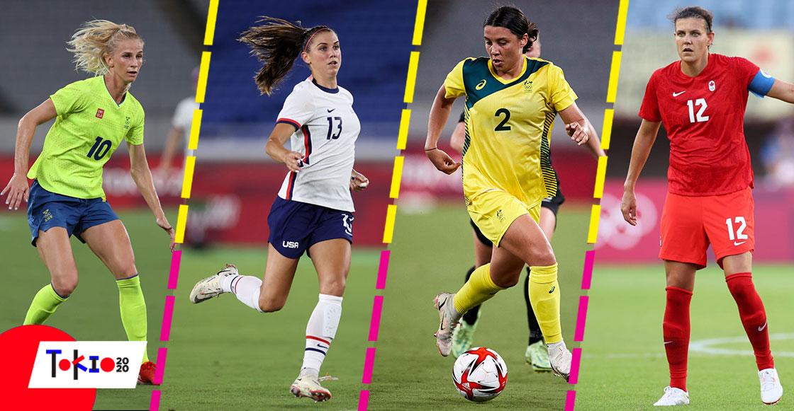 Fechas y horarios: Así se jugarán las semifinales del futbol femenil en Tokio 2020