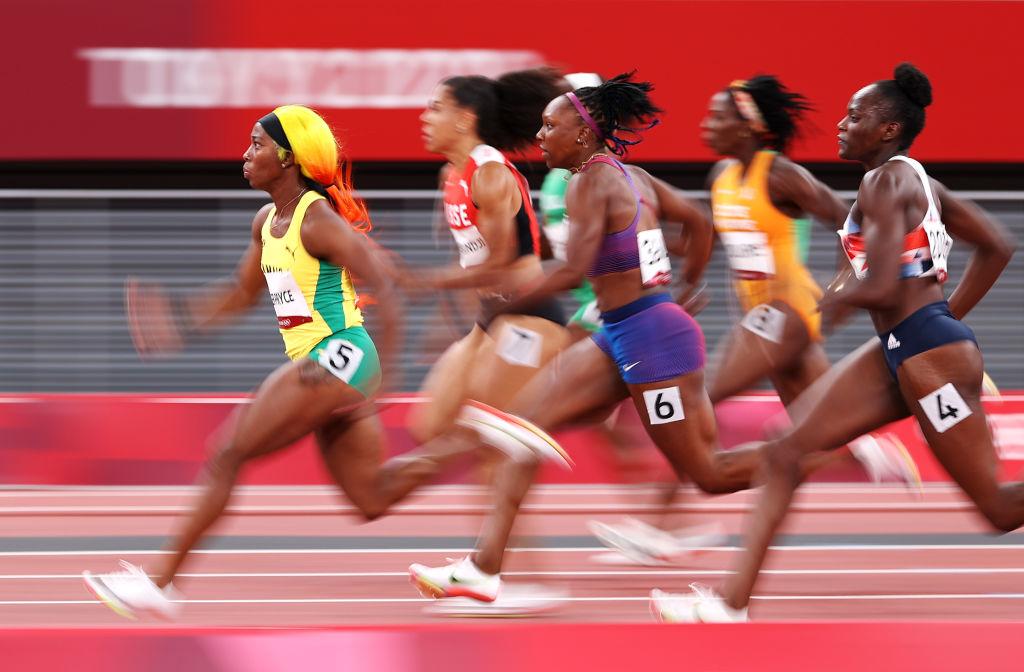 ¿Quién es Shelly-Ann Fraser-Pryce, campeona olímpica en los 100 metros planos de Tokio 2020?