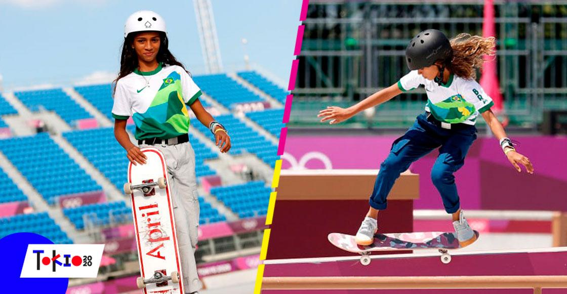 Rayssa Leal: La promesa de 13 años en el skateboarding de Tokio 2020
