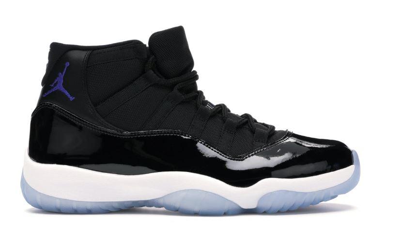 Sneakers Air Jordan 11 'Space Jams' para la película Space Jam