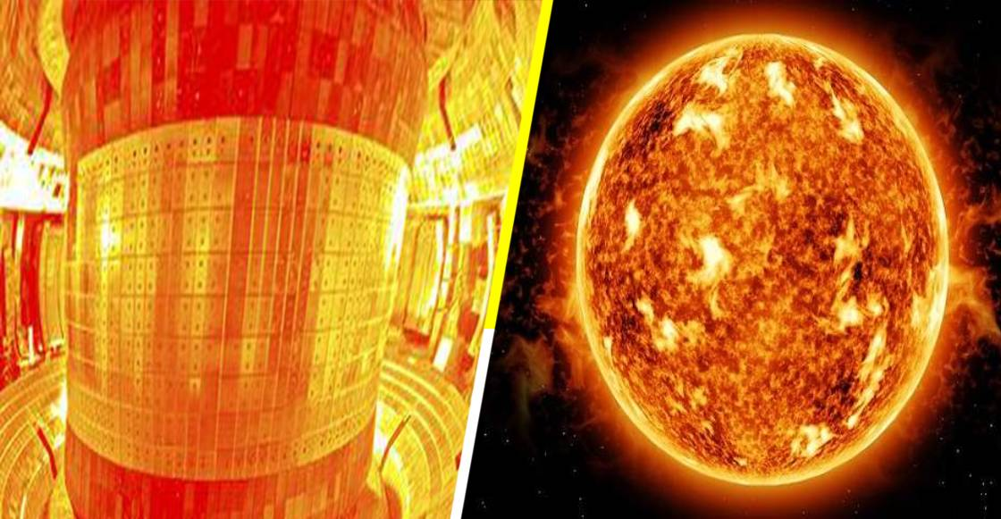 El 'sol artificial' de China, logra emitir tres veces más calor que el natural