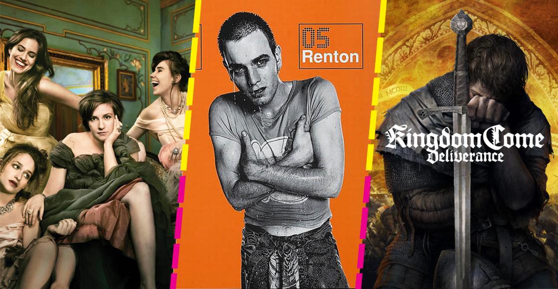 #SopitasRecomienda: 24 películas, series, discos y videojuegos para pasar el fin de semana