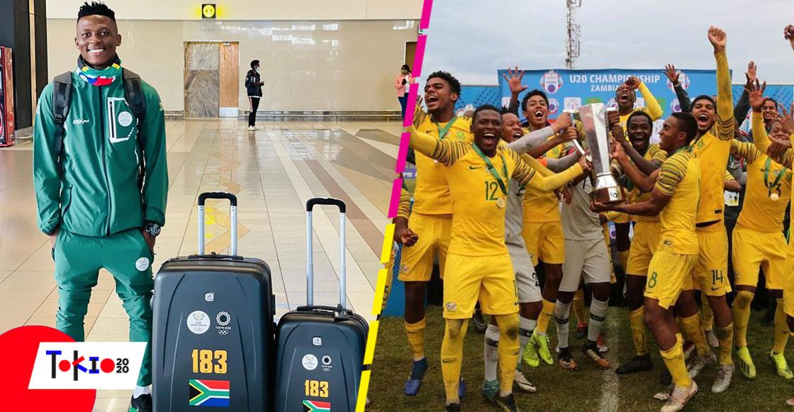 ¡Es rival de México! La selección de futbol de Sudáfrica confirma tres casos COVID en Tokio 2020