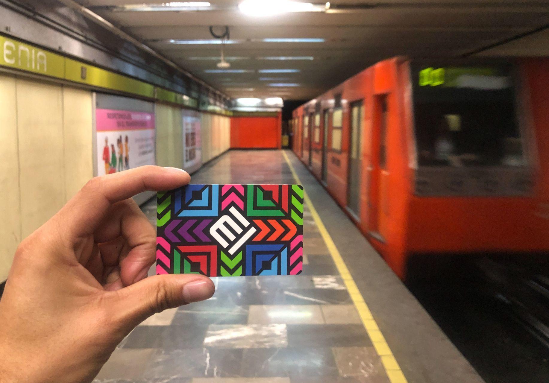¡Aleluya! La tarjeta del Metro CDMX podrá recargarse a través del celular