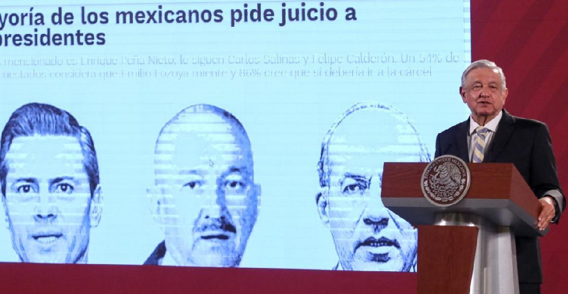 The Economist compara a AMLO con Cantinflas por consulta sobre juicio a expresidentes