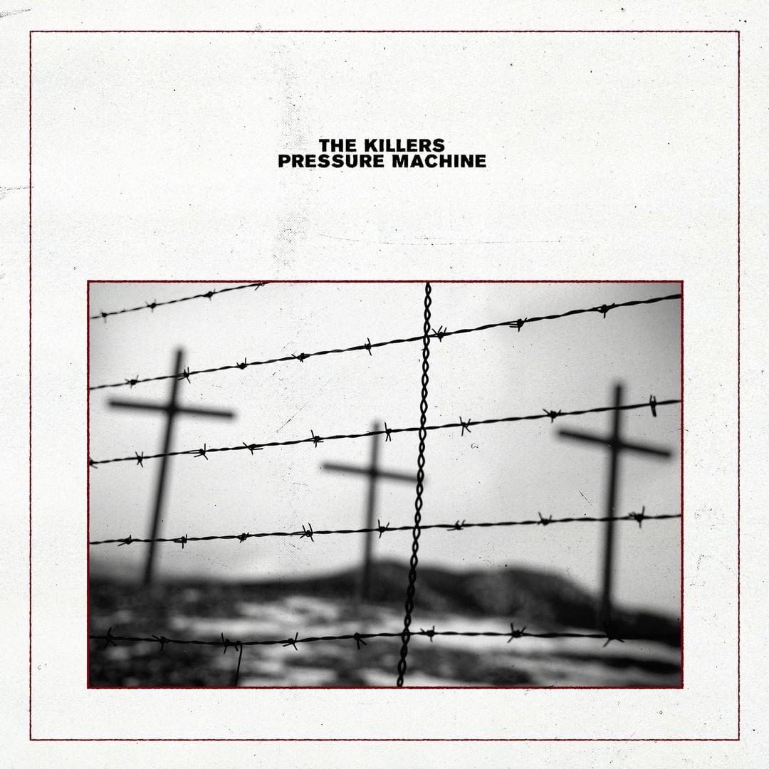 ¡The Killers lanzarán un nuevo disco llamado 'Pressure Machine'!
