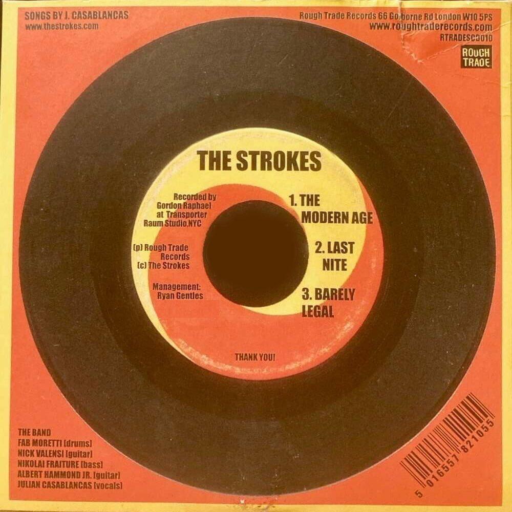 20 años de 'Is This It': Un instructivo de The Strokes a los porqués de la juventud