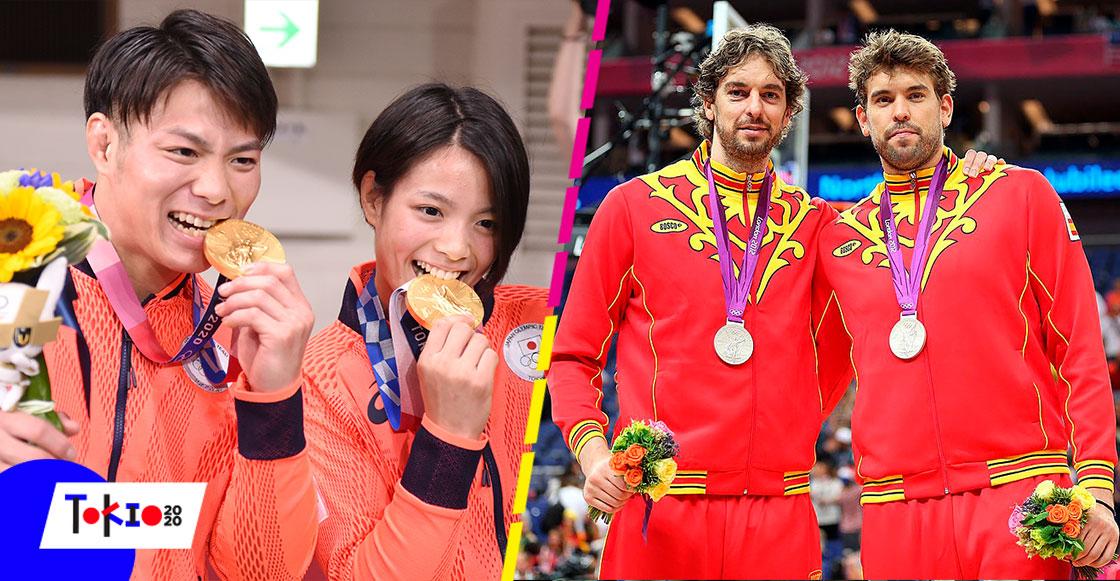 Hermanos, primos y parejas: Las familias que participan en los Juegos Olímpicos de Tokio 2020