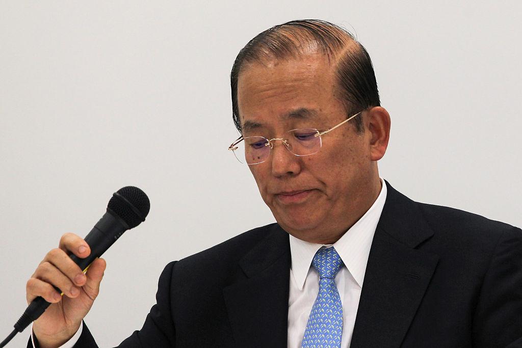 Toshiro Muto, jefe del Comité Organizador de los Juegos Olímpicos Tokio 2020