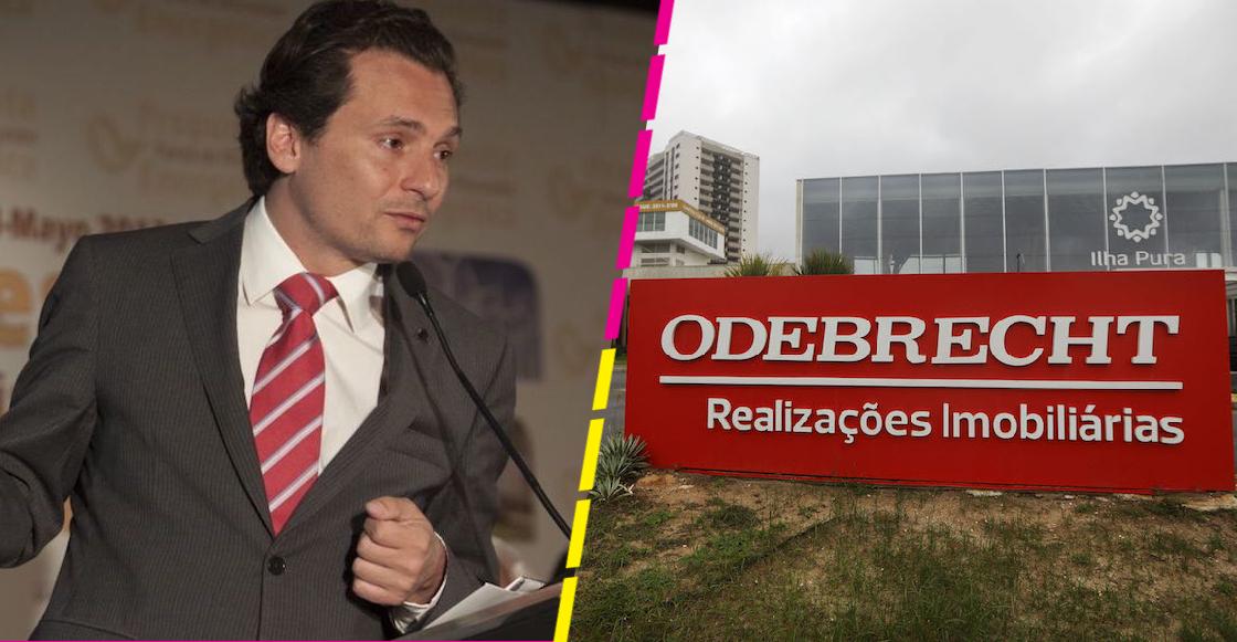 UIF denuncia a Emilio Lozoya y Odebrecht por desvío de más de 3 mil mdp