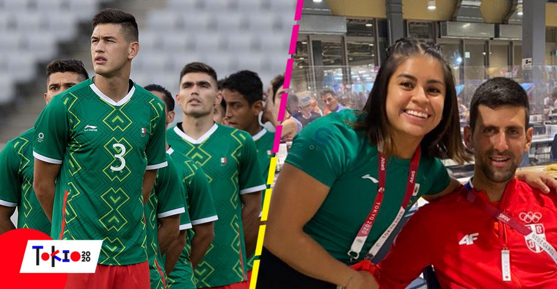 Patrocinador de México podría ser sancionado por error en la bandera en uniformes de atletas en Tokio 2020