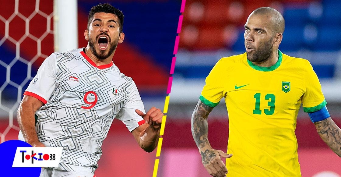 ¿Cómo, cuándo y dónde ver en vivo la semifinal México vs Brasil en Tokio 2020?