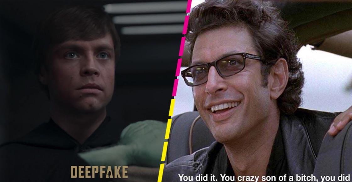¡Lo logró! Lucasfilm contrata al youtuber que se hizo viral por el deepfake de Luke Skywalker
