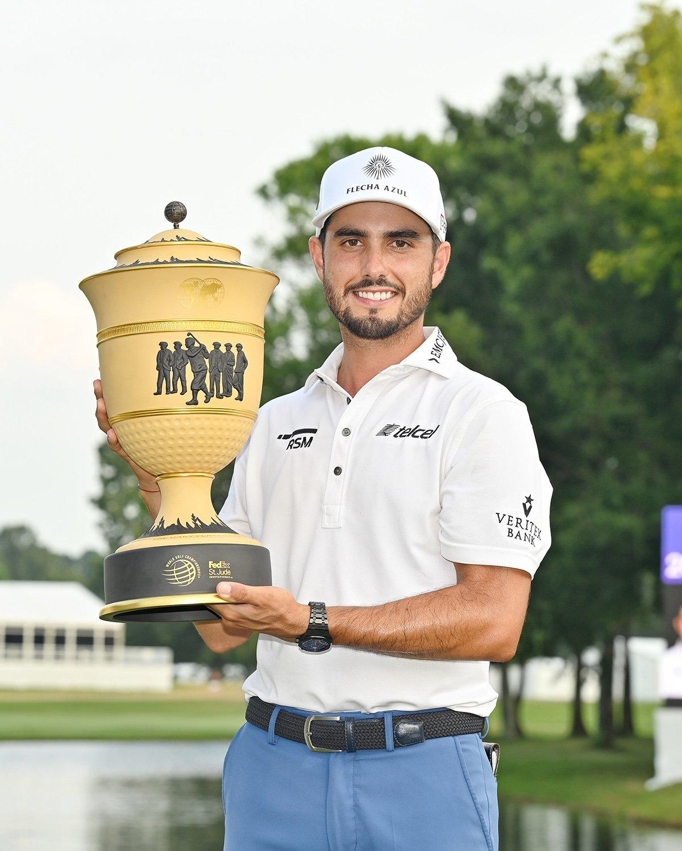 ¿Por qué es importante el campeonato del mexicano Abraham Ancer dentro del Tour de la PGA?