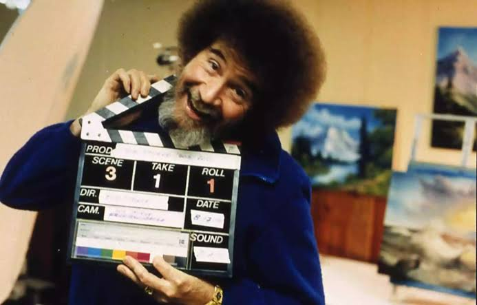 "Sorpresa! El documental de Bob Ross contará la ""historia no contada"" del pintor"