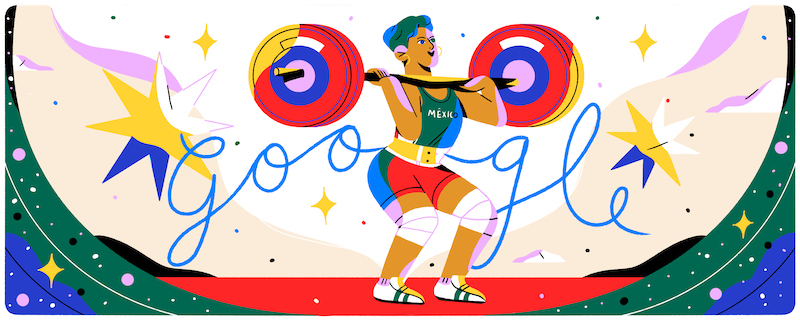 ¿Ya los viste? Google rinde homenaje a Soraya Jiménez en su Doodle