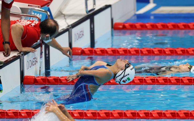 Fabiola Ramírez, la abogada mexicana que se convirtió en medallista paralímpica tras escapar del retiro