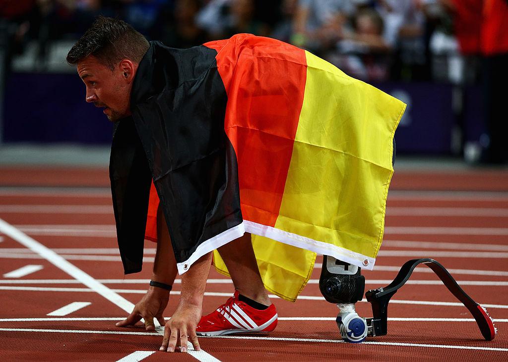 Heinrich Popow, medallista paralímpico