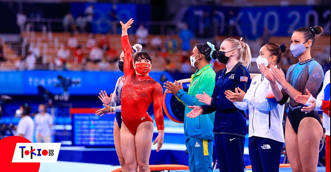 ¡Histórica! Así le fue a Alexa Moreno en la Final de salto de caballo en Tokio 2020
