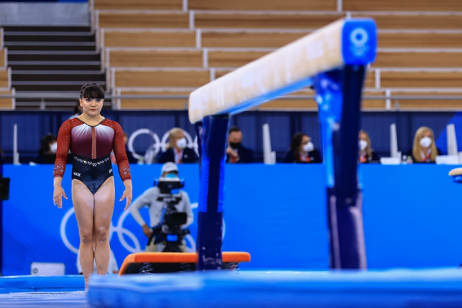 Revelan que Alexa Moreno compró su propio material para entrenar de cara a Tokio 2020