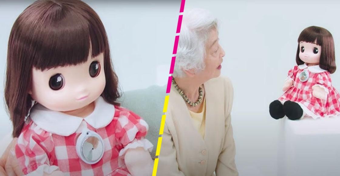 Ami-chan: La muñeca con IA que hará compañía a los abuelitos en Japón