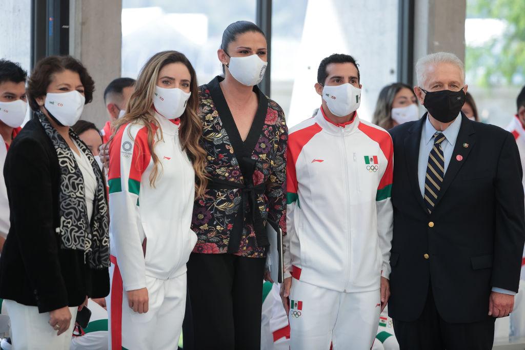 """Ana Guevara sobre la escasa producción de medallas de México en Tokio 2020: """"No competí yo"""""""
