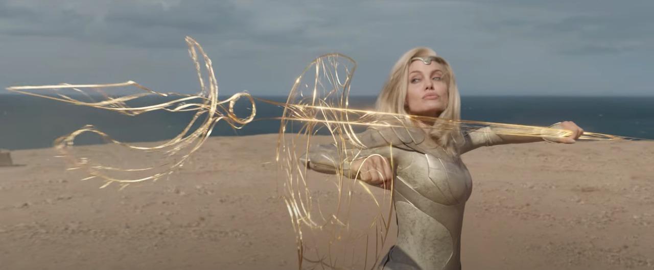 Marvel estrena el espectacular tráiler final de 'Eternals'