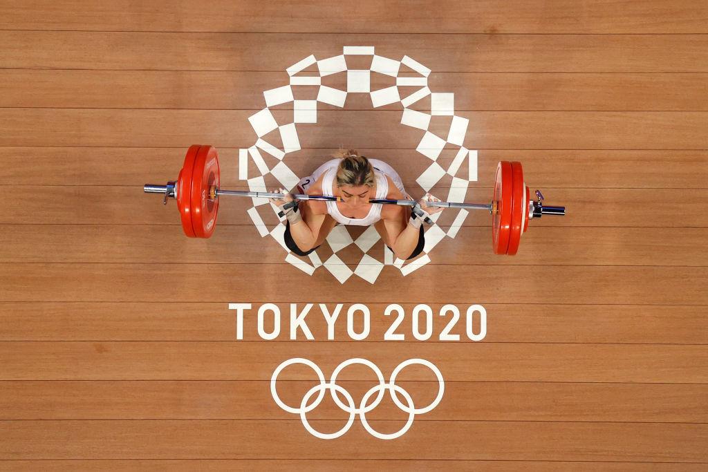 ¡Llegó la tercera medalla! Aremi Zavala conquista la medalla de bronce en halterofilia para México en Tokio 2020