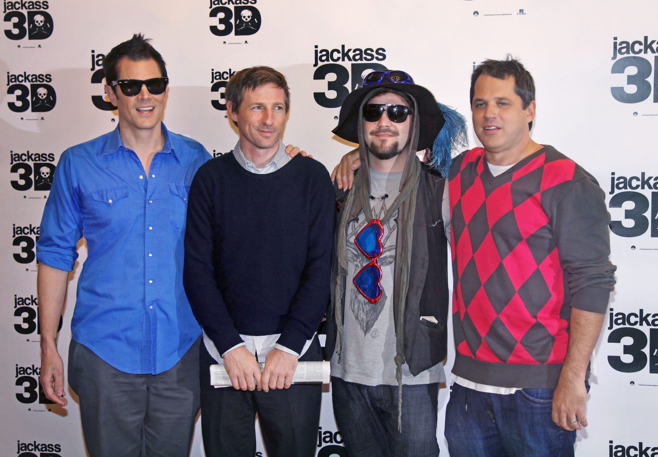 Bam Margera demanda a Paramount y Johnny Knoxville por despedirlo de 'Jackass'