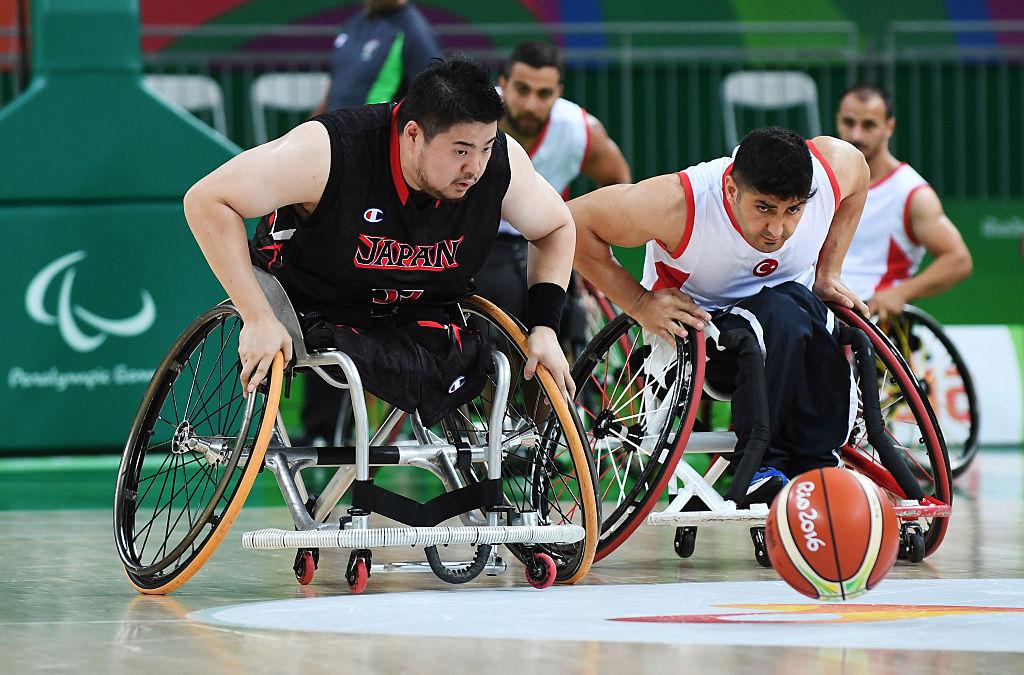 Basquetbol en los Juegos Paralímpicos de Río 2016