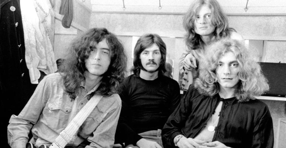 TODO lo que sabemos sobre el próximo documental de Led Zeppelin