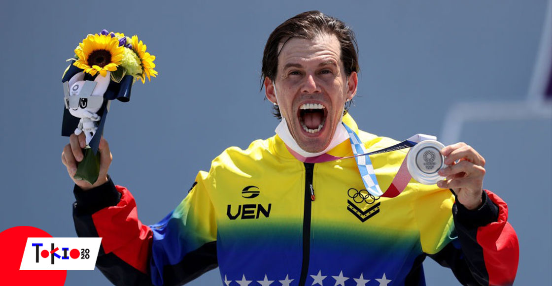 ¿Quién es Daniel Dhers, la leyenda venezolana del ciclismo BMX en Tokio 2020?