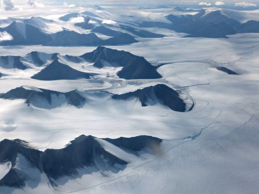 """Descubren la """"isla más septentrional del mundo"""" frente a la costa de Groenlandia"""