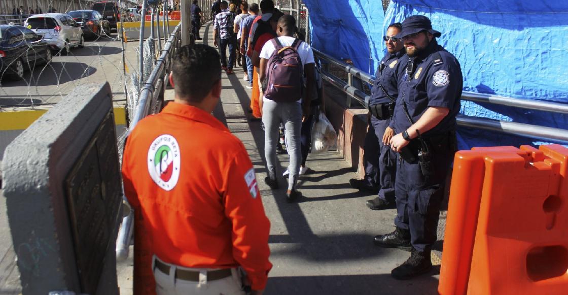 Funcionario de aduana en Tamaulipas es captado pidiendo soborno