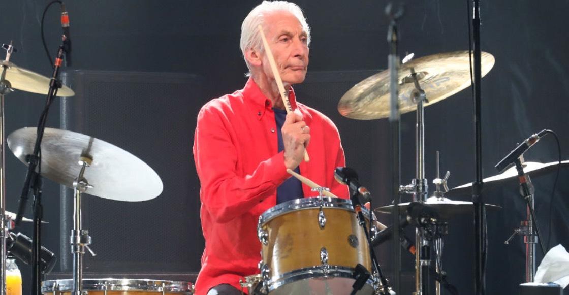 Fallecimiento Charlie Watts de The Rolling Stones