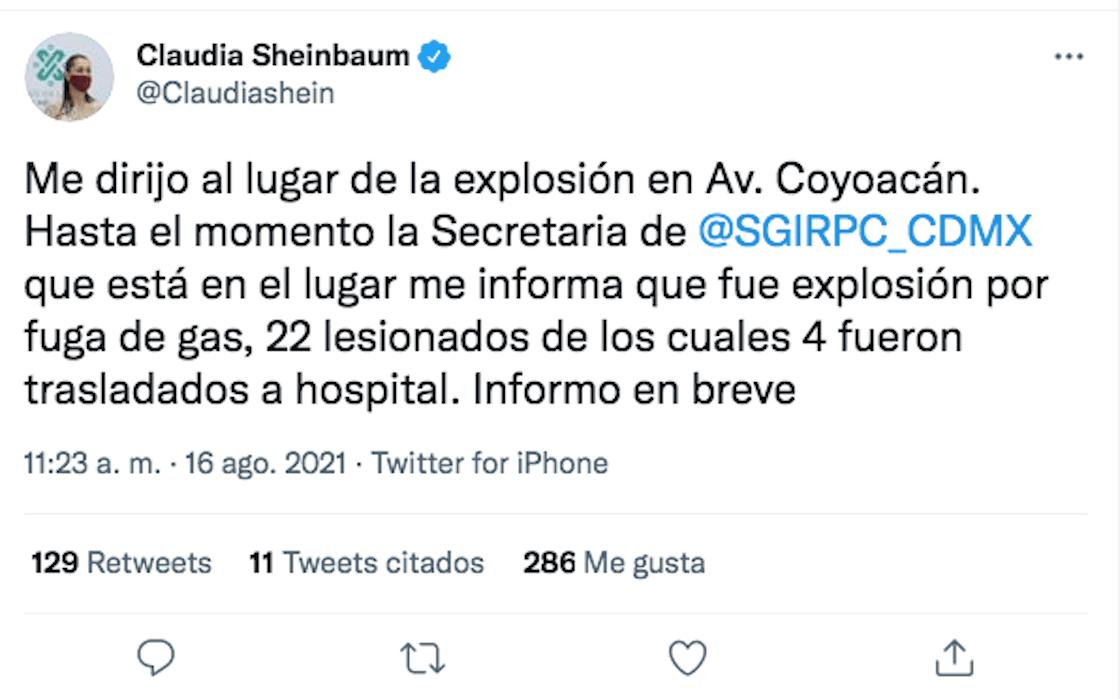 claudia-sheinbaum-explosion-avenida-coyoacan