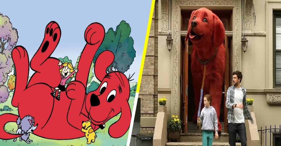 ¡Bien ahí! Paramount retrasa el estreno de 'Clifford' para cuidar a los niños del COVID-19